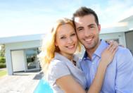 Immobilien, Ehepaar, Versicherung, Bauvorhaben, Finanzierung